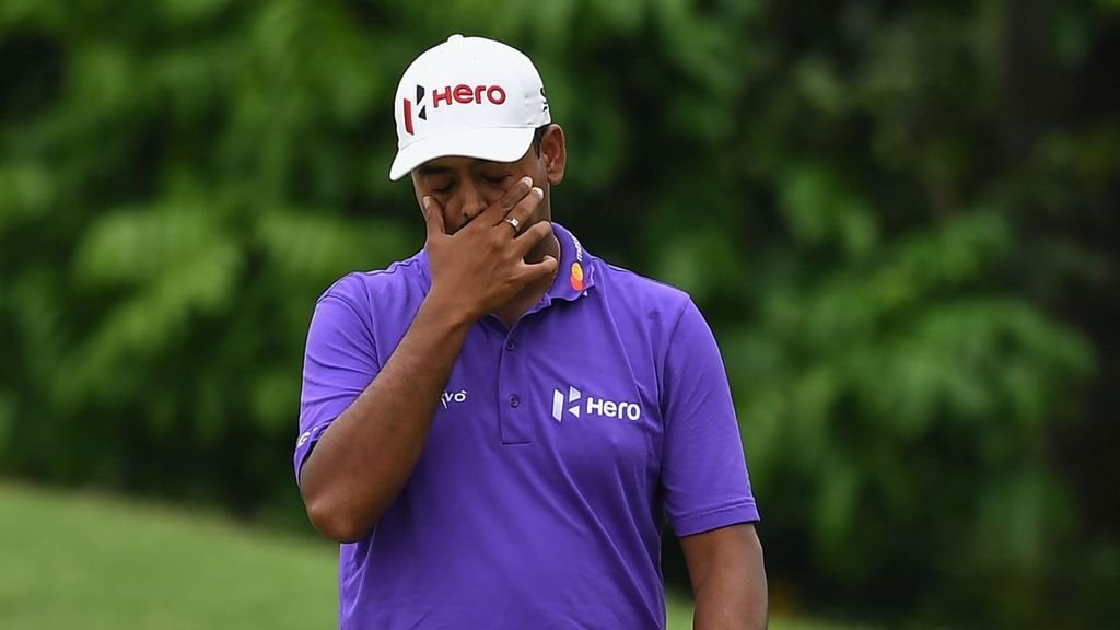 Early exit for Lahiri from The Players Championship 4468ce9b42a